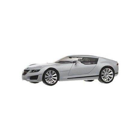 Saab AeroX Concept モデルカー ミニカー ミニチュア 模型 プレイセット自動車 ダイキャスト