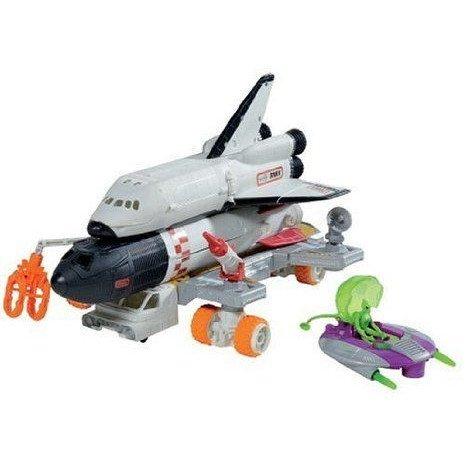 Matchbox (マッチボックス) Mega Rig Space Shuttle ミニカー ミニチュア 模型 プレイセット自動車 ダイ