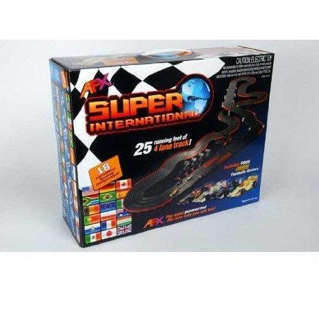 Super International Mega G Set w/Tri-Power Pack ミニカー ミニチュア 模型 プレイセット自動車 ダイキ