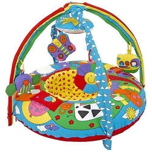 Galt(ガルト) プレイネスト アンド ジム (ファーム) Toys Playnest and Gym (Farm)