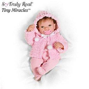 【アシュトンドレイク】Tiny Miracles ★Martha Viola★ Collectible Doll/赤ちゃん人形/ベビードール