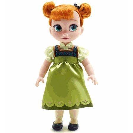 Disney(ディズニー) Anna from Frozen Toddler Doll アナの人形(43cm)