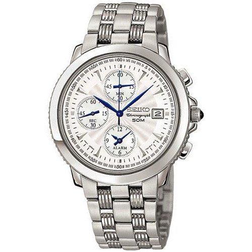 SEIKOセイコー メンズ(男性用) SNA469 ル・グランドスポーツ アラーム クロノグラフ 腕時計