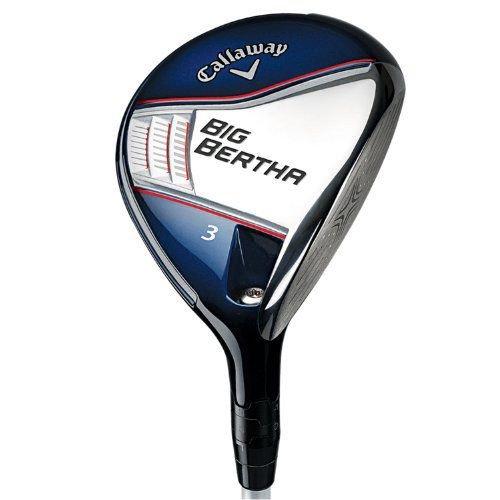 キャロウェイ ゴルフ ビッグバーサ フェアウェイウッド #5 スティフ【Callaway Golf】Big Bertha Fairw