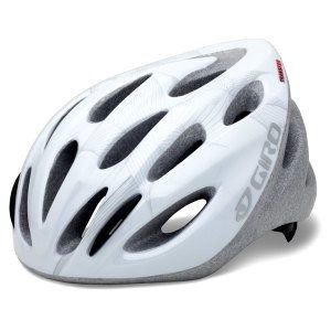 GIRO(ジロ) Transfer Helmet トランスファー サイクリング ヘルメット White Tech Flowers