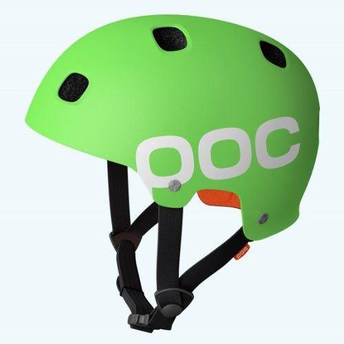 POC(ポック) RECEPTOR FLOW Iodine Green ヘルメット