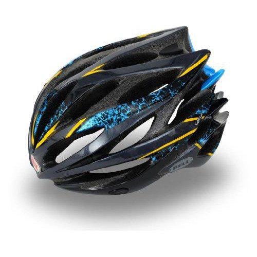 BELL(ベル) SWEEP スウィープ バイク ヘルメット Blue Sparker Lサイズ