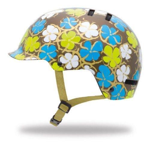 GIRO(ジロ) ヘルメット SURFACE(サーフェイス) Brown Flowers L