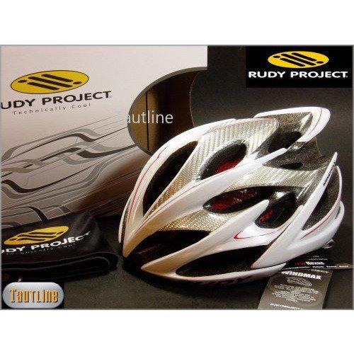 ルディプロジェクト Rudy Project WINDMAX ホワイト Lサイズ 59~61