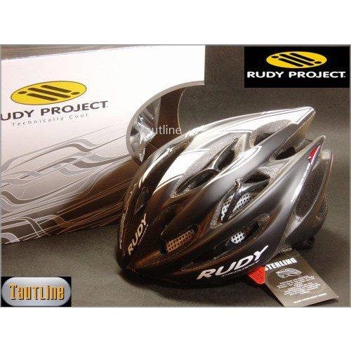 カラー ルディプロジェクト Rudy Project Sterling Black White Mサイズ 54~58