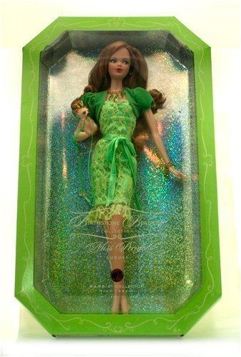 バービー Barbie Pink Label Collection- Birthstone Beauties Collection コレクション Miss Peridot Ba