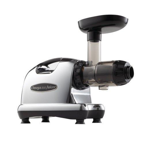 ★人気商品★ Omega J8006 オメガ ジューサー Nutrition Center Single-Gear Commercial Masticating Jui