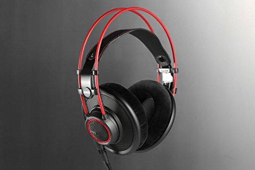 AKG オープンエアヘッドフォン K7xx Massdrop LIMITED RED EDITION 『限定生産品』