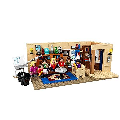 LEGO IDEAS THE BIG BANG THEORY 21302 レゴアイデアビッグバン理論