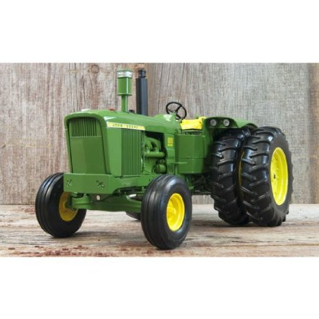 John Deere (ジョンディア) 1:16 scale 50th Anniversary Collector Edition 5010 Replica トラクター - TB