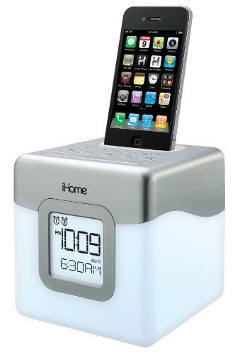 iP18W アラーム時計 スピーカードック(iPhone/iPod対応) iHome社