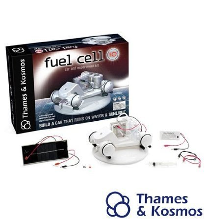 Fuel Cell 10th Anniversary by Thames & Kosmos (620318) ミニカー ミニチュア 模型 プレイセット自…