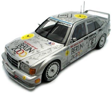Mercedes (メルセデス・ベンツ)-Benz 190 E 2.5-16 EVO2 DTM 1992 1/18 スケール ダイキャスト Model ミ