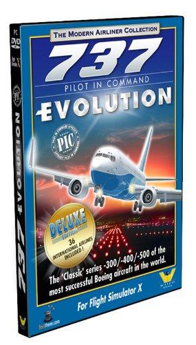 737 Pilot in Command Evolution DELUXE(輸入版)