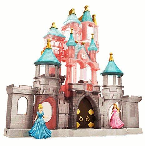 Disney(ディズニー) Disney Princess Castle Play Set - Disney Parks ディズニープリンセス城セット
