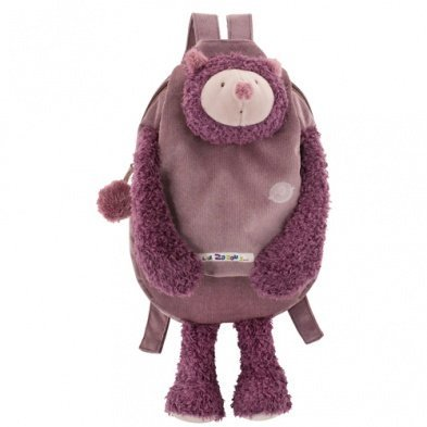Moulin Roty Les Zazous Cat Plush Backpack