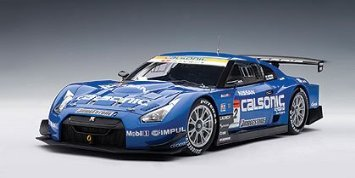 Nissan (日産) 2008 GTR Super GT Castrol Impul #12 (Part: 80877) Autoart (オートアート) 1:18 ダイキ