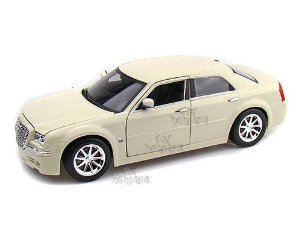 Maisto (マイスト) スペシャルエディション - Chrysler (クライスラー) 300C Hemi Hard Top (2005, 1:18,
