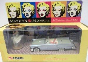 【コーギ】Corgi Marilyn Monroe ミニカー ダイキャスト 車 自動車 ミニチュア 模型