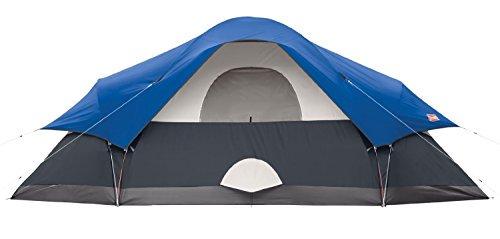 コールマン 8人用 ドームテント Coleman Red Canyon 8-Person Modified Dome Tent ブルー