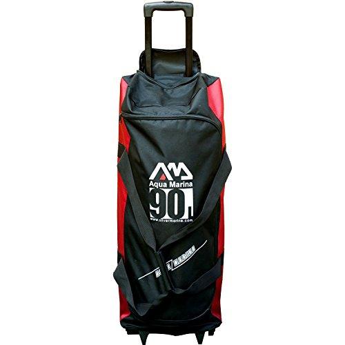 Aqua Marina Luggage Bag with Rolling Wheel, 90 L