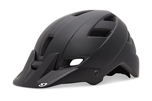 [ジロ] Giro マウンテンバイクのヘルメットFeature Mountain Bike Helmet Matte Black  BUYBOAZ (SIZE, M(
