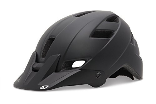 [ジロ] Giro マウンテンバイクのヘルメットFeature Mountain Bike Helmet Matte Black BUYBOAZ (SIZE, S(5