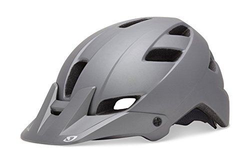 [ジロ] Giro マウンテンバイクのヘルメットFeature Mountain Bike Helmet GRAY  BUYBOAZ (SIZE, S(51-55cm