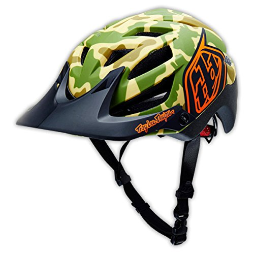 Troy Lee トロイリー 2015年 A1 LE 自転車用 ヘルメット Camo カモ 限定版 デザート XS/S (54~56cm)