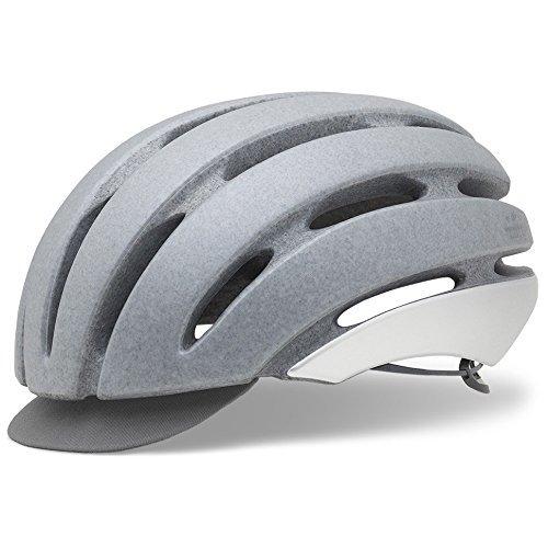 GIRO(ジロ) Aspect Helmet アスペクト サイクリング ヘルメット  (Transparent Pearl White, L (59-63cm))