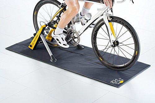 Tacx(タックス) Blue Motion Yellow Jersey Pro-form ブルーモーション トレーニングマット・スカイライ
