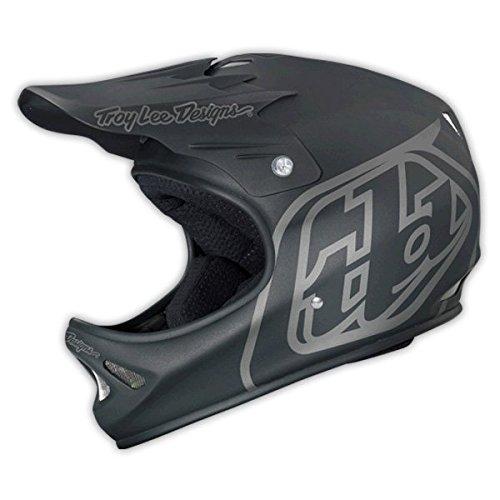 Troy Lee トロイリー 2016年 D2 コンポジット MTB/DH/BMX 自転車用 ヘルメット Midnight ミッドナイト マ