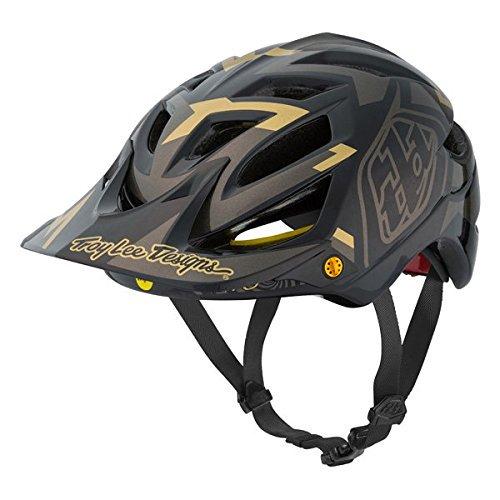 Troy Lee トロイリー 2016年 A1 Mips MTB/XC 自転車用 ヘルメット Vertigo バーティゴ グロスブラック XL/
