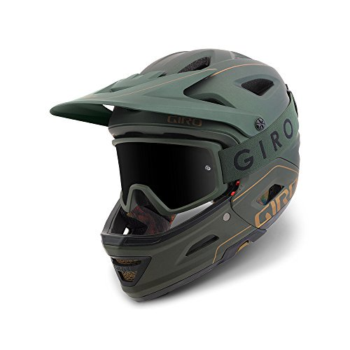 (ジロ) GIRO SWITCHBLADE MIPS HELMET 'SWITCH TO ROWDY' サイクルヘルメット Cycle Helmet Olive  GooodL