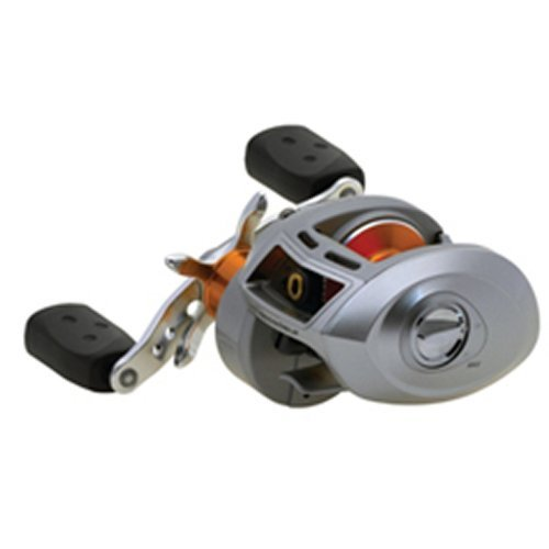 Abu Garcia Revo STX Low Profile Baitcast Reel (12-Pound / 145-Yards High Speed)