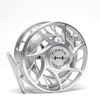Hatch Outdoors Finatic 7 Plus Reels CLEAR/GREEN LARGE ARBOR