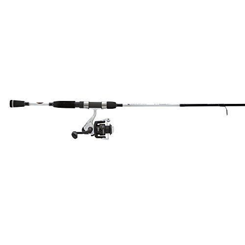 Lew's Fishing American Hero We Go 2 Speed Spinning Combo IM6 Graphite Blanks Rods (2 Piece)