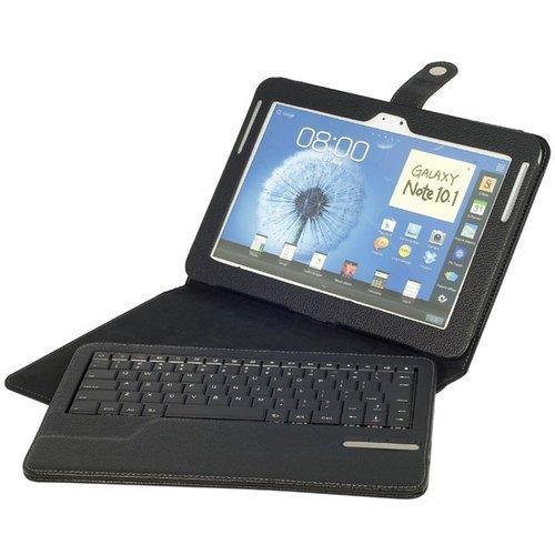 Removable Bluetooth Keyboard For Samsung Galaxy Note 10 1
