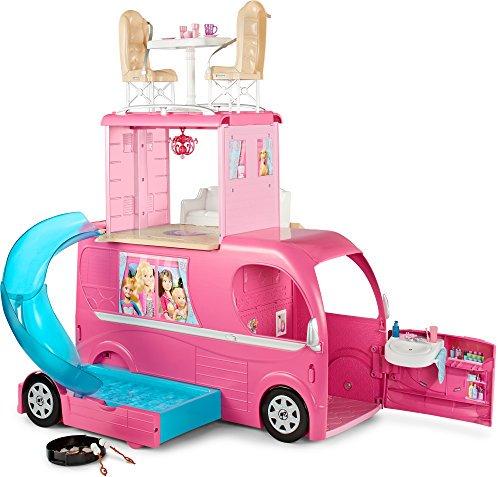 Barbie Pop-Up Camper Vehicle バービー人形 ポップアップキャンピングカー