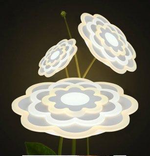 超薄型シーリングライト JKC195 LED (天井照明 インテリア照明 間接照明 ペンダントライト 北欧)