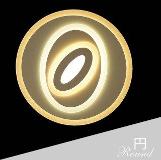 超薄型シーリングライト JKC193 LED (天井照明 インテリア照明 間接照明 ペンダントライト 北欧)