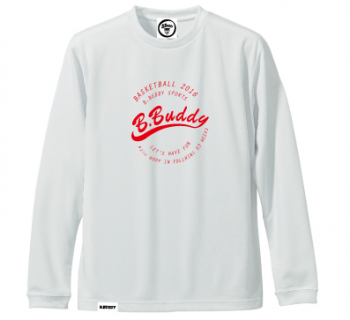 LT16-001 B.BUDDY CIRCLE LONG TEE