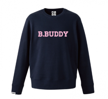 SW16-002 B.BUDDY SWEAT NAVY