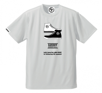 ST17-015 CLASSICAL SHOES TEE