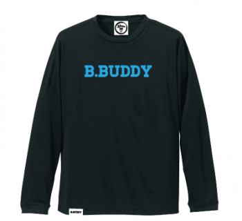 LT17-017 B.BUDDY ROGO LONG TEE  (B)